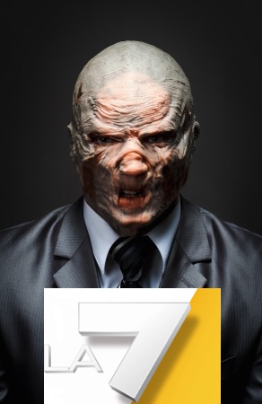 La7: sbatti il mostro in prima pagina, è l'avvocato!